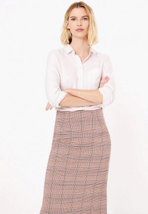 Блуза Marks & Spencer. Цвет: розовый