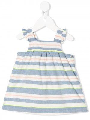 Платье-сарафан Louise Knot. Цвет: синий