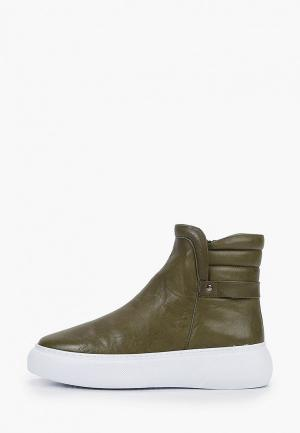 Ботинки El Tempo. Цвет: хаки