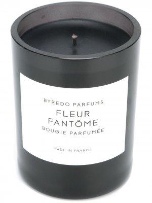Ароматизированная свеча Byredo. Цвет: черный