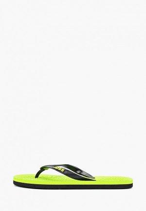 Сланцы Joss. Цвет: зеленый