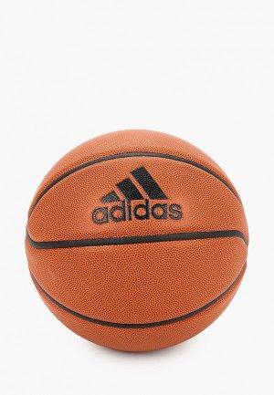 Мяч баскетбольный adidas. Цвет: коричневый