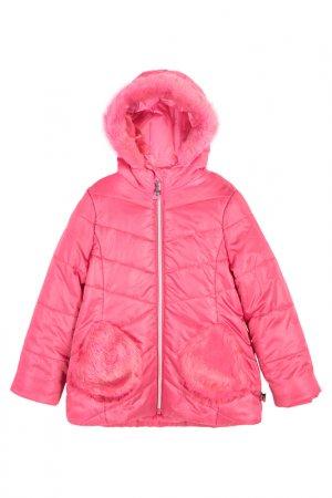 Куртка Coccodrillo. Цвет: бордовый