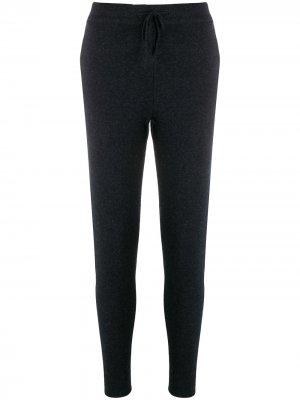 Трикотажные спортивные брюки Kenya Le Kasha. Цвет: синий