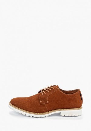Туфли Ben Sherman. Цвет: коричневый