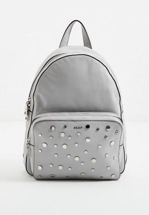 Рюкзак DKNY. Цвет: серый