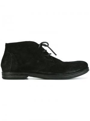 Ботинки-дезерты Marsèll. Цвет: черный
