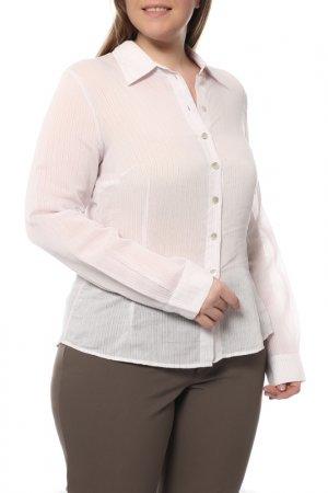 Блуза Ultrachic. Цвет: бордовый