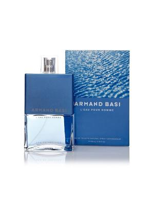 Leau pour homme, Туалетная вода, 125 мл Armand Basi. Цвет: синий