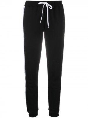 Спортивные брюки Logomania Chiara Ferragni. Цвет: черный