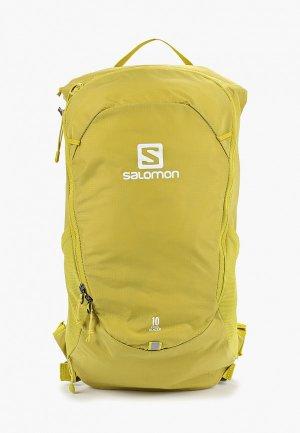 Рюкзак Salomon. Цвет: желтый