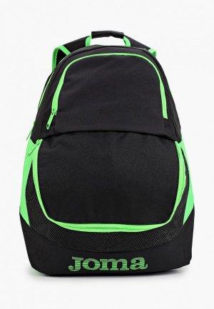 Рюкзак Joma. Цвет: черный
