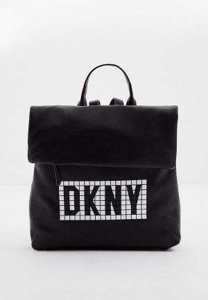 Рюкзак DKNY. Цвет: черный