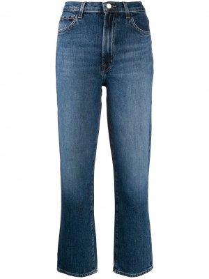 Укороченные джинсы Jules J Brand. Цвет: синий