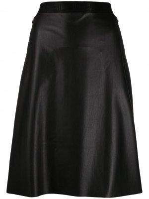 Расклешенная юбка Estella Wolford. Цвет: черный