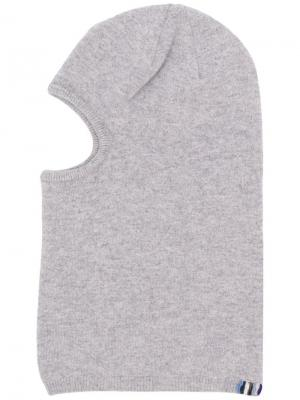 Кашемировая балаклава Extreme Cashmere. Цвет: серый