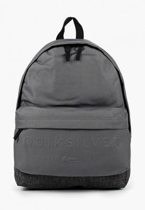 Рюкзак Quiksilver. Цвет: серый