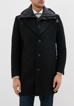 Пальто Antony Morato. Цвет: черный