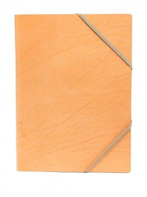Обложка для блокнота Isaac Reina. Цвет: коричневый