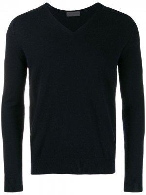 Кашемировый свитер Iris Von Arnim. Цвет: синий