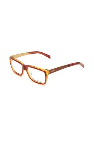 Оправы корригирующих очков EXTE. Цвет: 03 коричневый