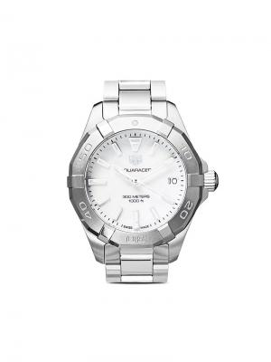 Aquaracer 32mm Tag Heuer. Цвет: white