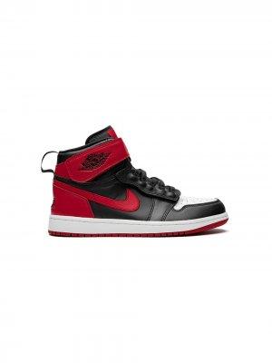 Кроссовки Air  1 HI Flyease Jordan. Цвет: черный