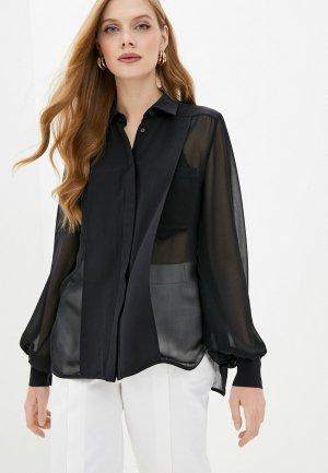 Блуза Barbara Bui. Цвет: черный