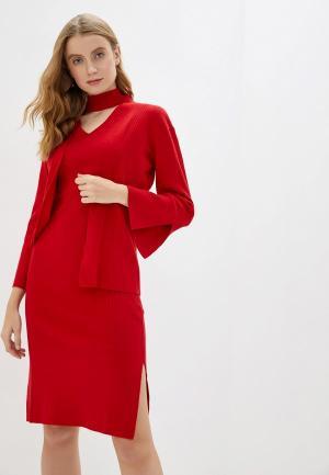 Комплект Rinascimento. Цвет: красный