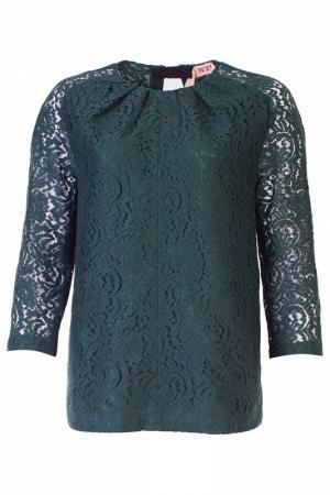 Блуза N°21. Цвет: зеленый