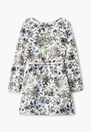 Платье Concept Club. Цвет: белый