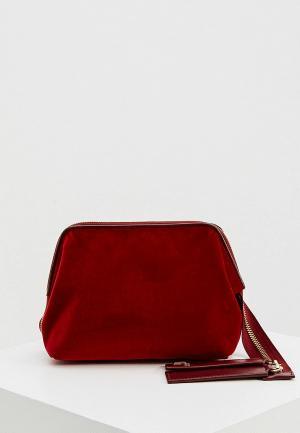 Клатч LAutre Chose L'Autre. Цвет: красный