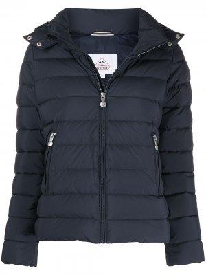 Куртка-пуховик Pyrenex. Цвет: синий