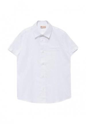 Рубашка Brums. Цвет: белый