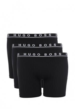 Комплект трусов 3 шт. Boss Hugo. Цвет: черный