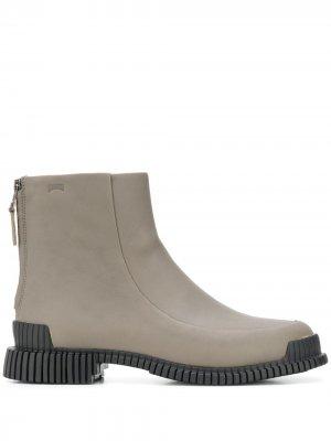 Ботинки Pix Camper. Цвет: зеленый