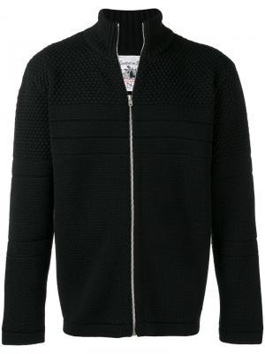 Zipped jumper S.N.S. Herning. Цвет: черный