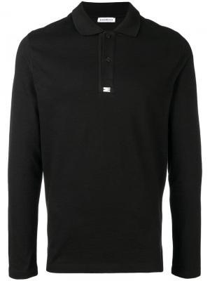 Polo shirt Dirk Bikkembergs. Цвет: черный