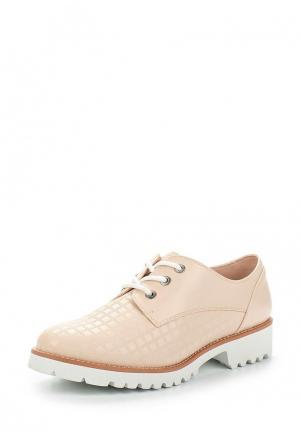 Ботинки Zenden Woman. Цвет: бежевый