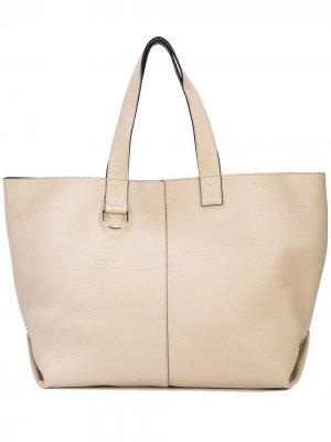Двусторонняя сумка-тоут Barbara Bui. Цвет: черный