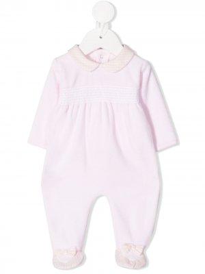 Пижама с вышивкой Absorba. Цвет: розовый