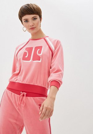 Свитшот Juicy Couture. Цвет: розовый