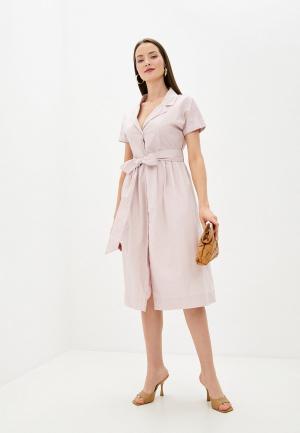 Платье Sweewe. Цвет: розовый