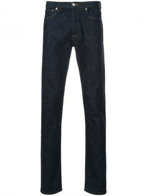 Классические джинсы A.P.C.. Цвет: синий