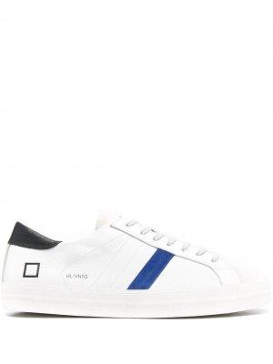 Кроссовки Hill D.A.T.E.. Цвет: белый