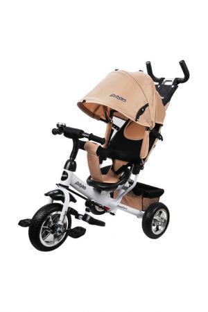 Велосипед 3-х колесный MOBY KIDS. Цвет: бежевый