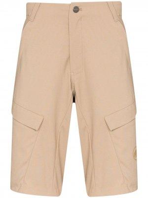 Шорты карго Zinal с карманами сбоку Mammut. Цвет: нейтральные цвета