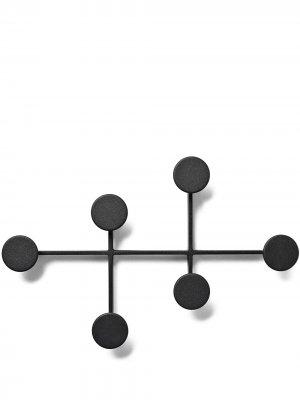 Вешалка Afteroom Menu. Цвет: черный