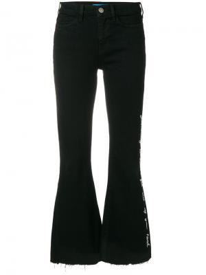 Джинсы Lou от Lily Ashley Mih Jeans. Цвет: черный