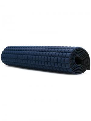 Стеганый коврик No Ka' Oi. Цвет: синий